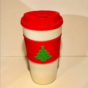 Other - Christmas Coffee Cup eco2go NEW